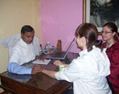 Consultation with Dr Maurya